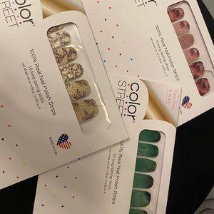 Color Street Nails - Holiday Bundle